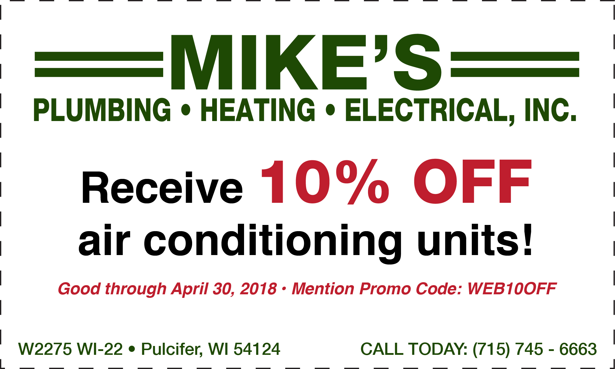 Mike\'s Plumbing, Heating & Electrical